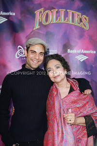 """1205151-014    LOS ANGELES, CA - MAY 9: The opening night performance of """"Follies"""" at Center Theatre Goup/Ahmanson Theatre on May 9, 2012 in Los Angeles, California. (Photo by Ryan Miller/Capture Imaging)"""