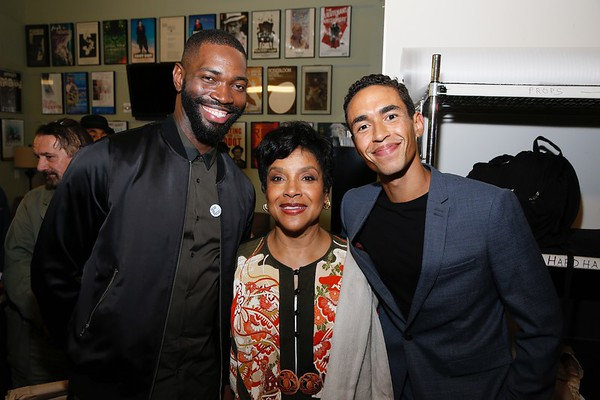 """""""Head of Passes"""" Center Theatre Group/Mark Taper Forum Opening, Los Angeles, America - 24 September 2017"""