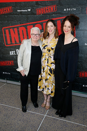 """Indecent"" Opening at Center Theatre Group/Ahmanson Theatre, Los Angeles, CA"