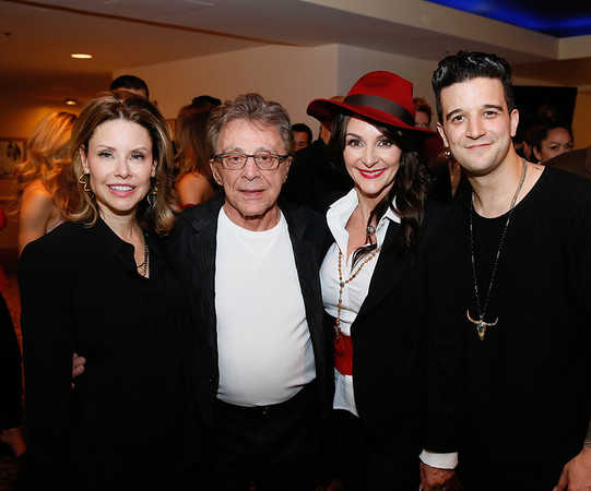"""Jersey Boys"" Center Theatre Group/Ahmanson Theatre Opening, Los Angeles, America - 18 May 2017"