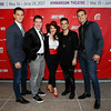"""""""Jersey Boys"""" Center Theatre Group/Ahmanson Theatre Opening, Los Angeles, America - 18 May 2017"""
