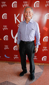"""""""King of the Yees"""" Center Theatre Group's Kirk Douglas Theatre Opening, Culver City, America - 16 July 2017"""