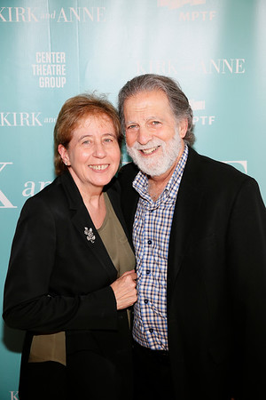 "Center Theatre Group and MPTF's private, one-night-only benefit reading of ""Kirk and Anne: Letters of Love, Laughter, and a Lifetime in Hollywood"" at Center Theatre Group's Kirk Douglas Theatre, July 22, 2019 - Culver City, CA"