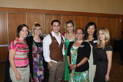 """1206171-019    LOS ANGELES, CA - JUNE 6: The Center Theatre Group LAUSD """"Los Otros"""" meet and greet on June 6, 2012 in Los Angeles, California. (Photo by Ryan Miller/Capture Imaging)"""