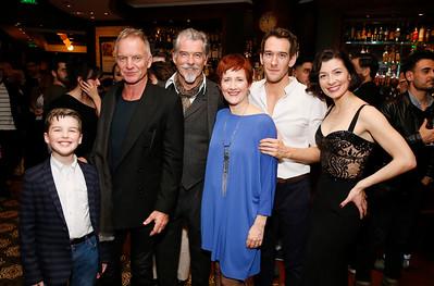 """The Last Ship"" Center Theatre Group/Ahmanson Theatre, January 22, 2020 - Los Angeles, America"