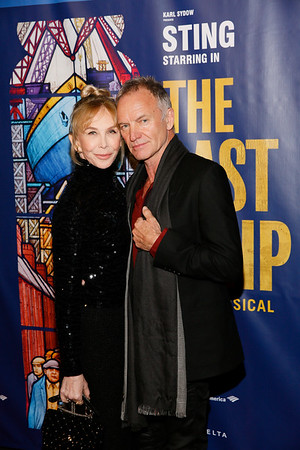 """The Last Ship"" Center Theatre Group/Ahmanson Theatre, January 22, 2020 - Los Angeles, America"