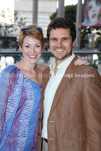 """1206170-023    LOS ANGELES, CA - June 3: The opening night performance of """"Los Otros"""" at Center Theatre Goup/Mark Taper Forum on June 3, 2012 in Los Angeles, California. (Photo by Ryan Miller/Capture Imaging)"""