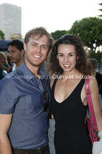 """1206170-038    LOS ANGELES, CA - June 3: The opening night performance of """"Los Otros"""" at Center Theatre Goup/Mark Taper Forum on June 3, 2012 in Los Angeles, California. (Photo by Ryan Miller/Capture Imaging)"""