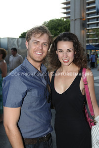 """1206170-040    LOS ANGELES, CA - June 3: The opening night performance of """"Los Otros"""" at Center Theatre Goup/Mark Taper Forum on June 3, 2012 in Los Angeles, California. (Photo by Ryan Miller/Capture Imaging)"""