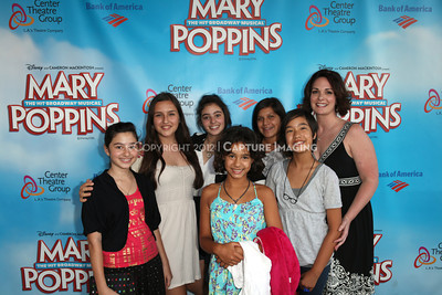 "1208197-043     The opening night performance of ""Mary Poppins"" at the Center Theatre Group/Ahmanson Theatre on Friday,  Aug. 10, 2012, in Los Angeles, Calif. (Photo by Ryan Miller/Capture Imaging)"