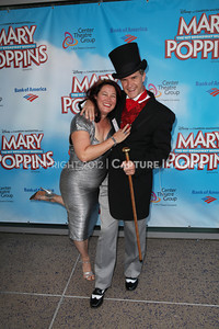 "1208197-040     The opening night performance of ""Mary Poppins"" at the Center Theatre Group/Ahmanson Theatre on Friday,  Aug. 10, 2012, in Los Angeles, Calif. (Photo by Ryan Miller/Capture Imaging)"