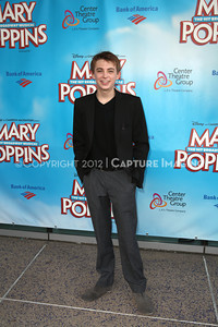 "1208197-012     The opening night performance of ""Mary Poppins"" at the Center Theatre Group/Ahmanson Theatre on Friday,  Aug. 10, 2012, in Los Angeles, Calif. (Photo by Ryan Miller/Capture Imaging)"