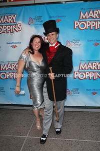 "1208197-037     The opening night performance of ""Mary Poppins"" at the Center Theatre Group/Ahmanson Theatre on Friday,  Aug. 10, 2012, in Los Angeles, Calif. (Photo by Ryan Miller/Capture Imaging)"