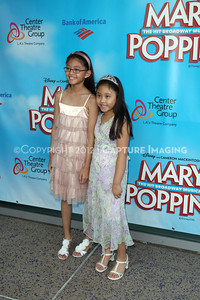 "1208197-032     The opening night performance of ""Mary Poppins"" at the Center Theatre Group/Ahmanson Theatre on Friday,  Aug. 10, 2012, in Los Angeles, Calif. (Photo by Ryan Miller/Capture Imaging)"