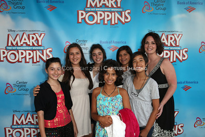 "1208197-042     The opening night performance of ""Mary Poppins"" at the Center Theatre Group/Ahmanson Theatre on Friday,  Aug. 10, 2012, in Los Angeles, Calif. (Photo by Ryan Miller/Capture Imaging)"