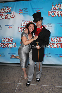 "1208197-041     The opening night performance of ""Mary Poppins"" at the Center Theatre Group/Ahmanson Theatre on Friday,  Aug. 10, 2012, in Los Angeles, Calif. (Photo by Ryan Miller/Capture Imaging)"