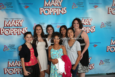 "1208197-045     The opening night performance of ""Mary Poppins"" at the Center Theatre Group/Ahmanson Theatre on Friday,  Aug. 10, 2012, in Los Angeles, Calif. (Photo by Ryan Miller/Capture Imaging)"