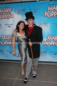 "1208197-038     The opening night performance of ""Mary Poppins"" at the Center Theatre Group/Ahmanson Theatre on Friday,  Aug. 10, 2012, in Los Angeles, Calif. (Photo by Ryan Miller/Capture Imaging)"