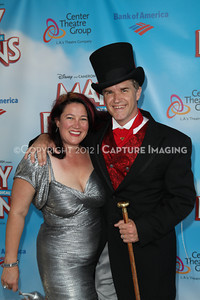 "1208197-036     The opening night performance of ""Mary Poppins"" at the Center Theatre Group/Ahmanson Theatre on Friday,  Aug. 10, 2012, in Los Angeles, Calif. (Photo by Ryan Miller/Capture Imaging)"
