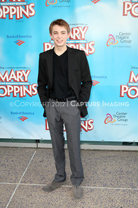 "1208197-014     The opening night performance of ""Mary Poppins"" at the Center Theatre Group/Ahmanson Theatre on Friday,  Aug. 10, 2012, in Los Angeles, Calif. (Photo by Ryan Miller/Capture Imaging)"