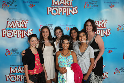 "1208197-044     The opening night performance of ""Mary Poppins"" at the Center Theatre Group/Ahmanson Theatre on Friday,  Aug. 10, 2012, in Los Angeles, Calif. (Photo by Ryan Miller/Capture Imaging)"