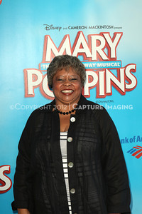 "1208197-017     The opening night performance of ""Mary Poppins"" at the Center Theatre Group/Ahmanson Theatre on Friday,  Aug. 10, 2012, in Los Angeles, Calif. (Photo by Ryan Miller/Capture Imaging)"