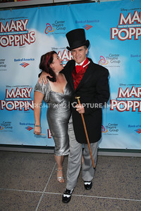 "1208197-039     The opening night performance of ""Mary Poppins"" at the Center Theatre Group/Ahmanson Theatre on Friday,  Aug. 10, 2012, in Los Angeles, Calif. (Photo by Ryan Miller/Capture Imaging)"