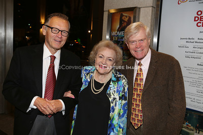 """1212279-011     The opening night performance of """"Other Desert Cities"""" at the Center Theatre Group/Mark Taper Forum on Dec. 9, 2012, in Los Angeles, Calif. (Photo by Ryan Miller/Capture Imaging)"""