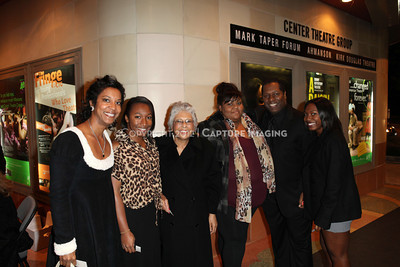 """1201006-047        CULVER CITY, CA - JANUARY 22: The opening night performance of Ebony Repertory Theatre's production of """"A Raisin in the Sun"""" at Center Theatre Group / Kirk Douglas Theatre on January 22, 2012 in Culver City, California. (Photo by Ryan Miller/Capture Imaging)"""