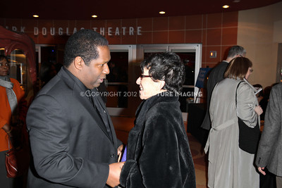 """1201006-025        CULVER CITY, CA - JANUARY 22: The opening night performance of Ebony Repertory Theatre's production of """"A Raisin in the Sun"""" at Center Theatre Group / Kirk Douglas Theatre on January 22, 2012 in Culver City, California. (Photo by Ryan Miller/Capture Imaging)"""