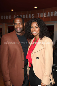 """1201006-016        CULVER CITY, CA - JANUARY 22: The opening night performance of Ebony Repertory Theatre's production of """"A Raisin in the Sun"""" at Center Theatre Group / Kirk Douglas Theatre on January 22, 2012 in Culver City, California. (Photo by Ryan Miller/Capture Imaging)"""