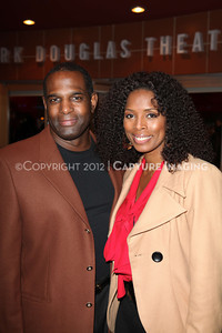 """1201006-013        CULVER CITY, CA - JANUARY 22: The opening night performance of Ebony Repertory Theatre's production of """"A Raisin in the Sun"""" at Center Theatre Group / Kirk Douglas Theatre on January 22, 2012 in Culver City, California. (Photo by Ryan Miller/Capture Imaging)"""