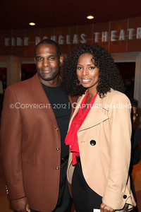 """1201006-015        CULVER CITY, CA - JANUARY 22: The opening night performance of Ebony Repertory Theatre's production of """"A Raisin in the Sun"""" at Center Theatre Group / Kirk Douglas Theatre on January 22, 2012 in Culver City, California. (Photo by Ryan Miller/Capture Imaging)"""
