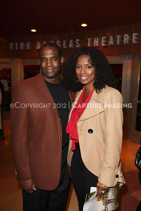 "1201006-017        CULVER CITY, CA - JANUARY 22: The opening night performance of Ebony Repertory Theatre's production of ""A Raisin in the Sun"" at Center Theatre Group / Kirk Douglas Theatre on January 22, 2012 in Culver City, California. (Photo by Ryan Miller/Capture Imaging)"