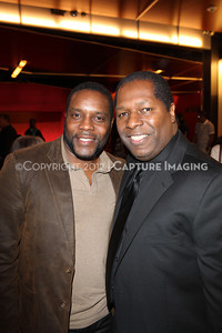 """1201006-035        CULVER CITY, CA - JANUARY 22: The opening night performance of Ebony Repertory Theatre's production of """"A Raisin in the Sun"""" at Center Theatre Group / Kirk Douglas Theatre on January 22, 2012 in Culver City, California. (Photo by Ryan Miller/Capture Imaging)"""