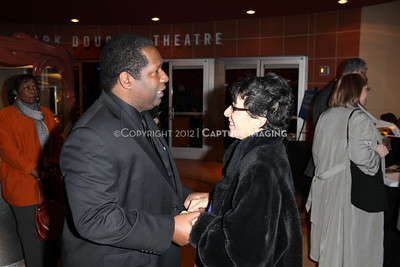 "1201006-026        CULVER CITY, CA - JANUARY 22: The opening night performance of Ebony Repertory Theatre's production of ""A Raisin in the Sun"" at Center Theatre Group / Kirk Douglas Theatre on January 22, 2012 in Culver City, California. (Photo by Ryan Miller/Capture Imaging)"