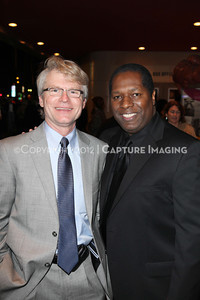 """1201006-024        CULVER CITY, CA - JANUARY 22: The opening night performance of Ebony Repertory Theatre's production of """"A Raisin in the Sun"""" at Center Theatre Group / Kirk Douglas Theatre on January 22, 2012 in Culver City, California. (Photo by Ryan Miller/Capture Imaging)"""