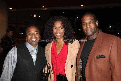 """1201006-018        CULVER CITY, CA - JANUARY 22: The opening night performance of Ebony Repertory Theatre's production of """"A Raisin in the Sun"""" at Center Theatre Group / Kirk Douglas Theatre on January 22, 2012 in Culver City, California. (Photo by Ryan Miller/Capture Imaging)"""