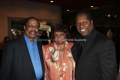 """1201006-011        CULVER CITY, CA - JANUARY 22: The opening night performance of Ebony Repertory Theatre's production of """"A Raisin in the Sun"""" at Center Theatre Group / Kirk Douglas Theatre on January 22, 2012 in Culver City, California. (Photo by Ryan Miller/Capture Imaging)"""