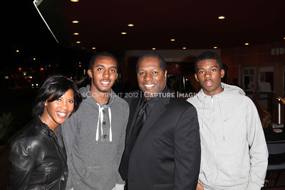 """1201006-001        CULVER CITY, CA - JANUARY 22: The opening night performance of Ebony Repertory Theatre's production of """"A Raisin in the Sun"""" at Center Theatre Group / Kirk Douglas Theatre on January 22, 2012 in Culver City, California. (Photo by Ryan Miller/Capture Imaging)"""