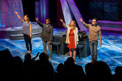 """Rotterdam"" Center Theatre Group's Kirk Douglas Theatre Opening"