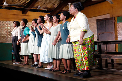 """School Girls; Or, the African Mean Girls Play"" Center Theatre Group's Kirk Douglas Theatre Opening"