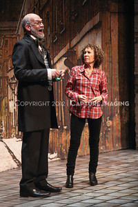 """Second City's """"A Christmas Carol: Twist Your Dickens"""" CTG/Kirk Douglas Theatre Opening"""