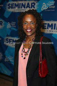 """1210241-027    LOS ANGELES, CA - OCTOBER 17: The opening night performance of """"Seminar"""" at Center Theatre Goup/Ahmanson Theatre on October 17, 2012 in Los Angeles, California. (Photo by Ryan Miller/Capture Imaging)"""