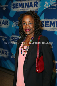 """1210241-028    LOS ANGELES, CA - OCTOBER 17: The opening night performance of """"Seminar"""" at Center Theatre Goup/Ahmanson Theatre on October 17, 2012 in Los Angeles, California. (Photo by Ryan Miller/Capture Imaging)"""