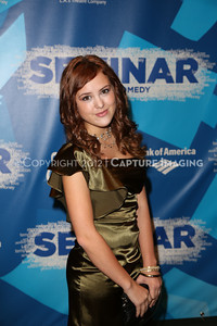 """1210241-046    LOS ANGELES, CA - OCTOBER 17: The opening night performance of """"Seminar"""" at Center Theatre Goup/Ahmanson Theatre on October 17, 2012 in Los Angeles, California. (Photo by Ryan Miller/Capture Imaging)"""