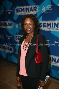 """1210241-029    LOS ANGELES, CA - OCTOBER 17: The opening night performance of """"Seminar"""" at Center Theatre Goup/Ahmanson Theatre on October 17, 2012 in Los Angeles, California. (Photo by Ryan Miller/Capture Imaging)"""