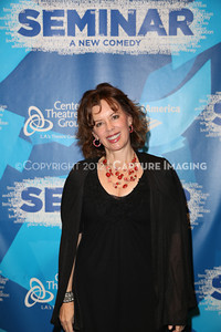 """1210241-011    LOS ANGELES, CA - OCTOBER 17: The opening night performance of """"Seminar"""" at Center Theatre Goup/Ahmanson Theatre on October 17, 2012 in Los Angeles, California. (Photo by Ryan Miller/Capture Imaging)"""
