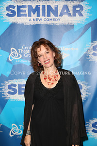 """1210241-007    LOS ANGELES, CA - OCTOBER 17: The opening night performance of """"Seminar"""" at Center Theatre Goup/Ahmanson Theatre on October 17, 2012 in Los Angeles, California. (Photo by Ryan Miller/Capture Imaging)"""