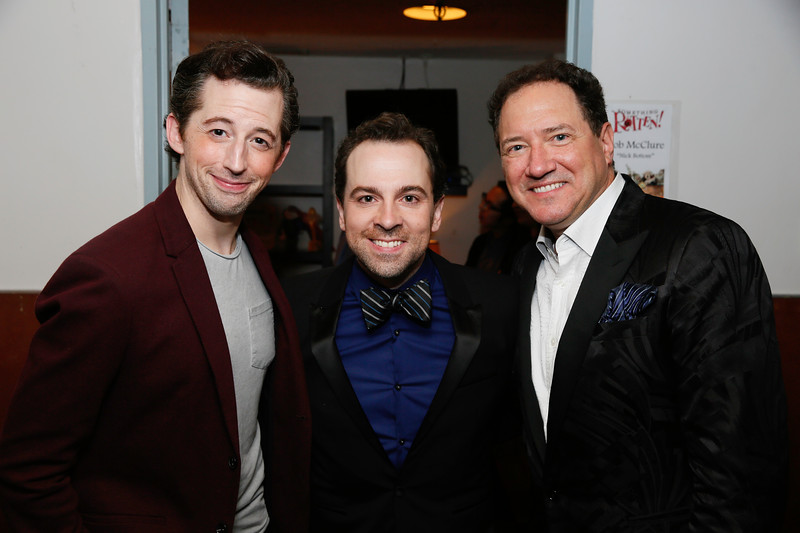 """Something Rotten!"" opening night at Center Theatre Group/Ahmanson Theatre, Los Angeles, America - 21 Nov 2017"